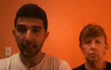 U.S. hostage's family pleads for mercy