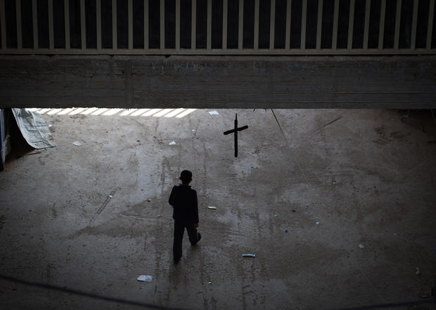 The displaced Christians of Erbil, Iraq