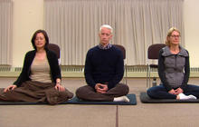 The newly mindful Anderson Cooper