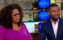"Oprah and David Oyelowo on new civil rights film ""Selma"""