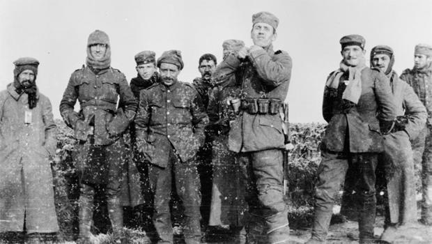 The World War I Christmas Truce Cbs News