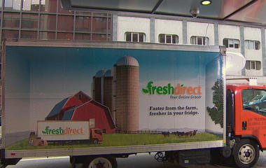 Behind the scenes of FreshDirect: Online grocer takes direct aim at supermarkets