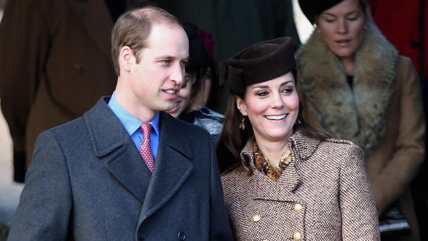 British royals celebrate Christmas