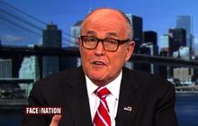 Rudy Giuliani: Obama signaling he's against the police
