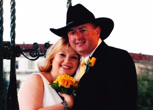 Vanessa Mintz and Travis McGraw wedding