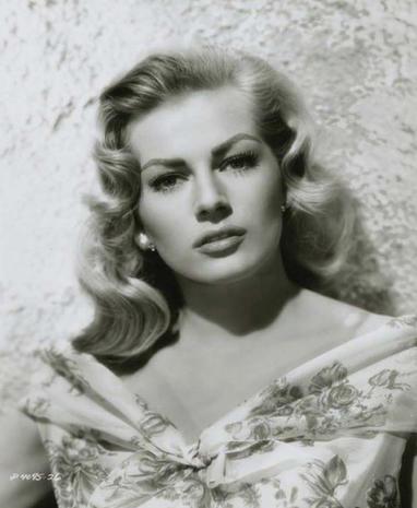 Anita Ekberg 1931-2015