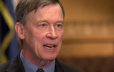 Colorado Gov. on the future of legal weed