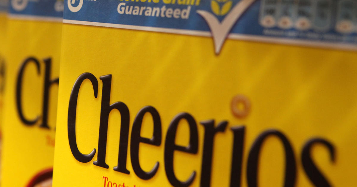Cheerios, Nature Valley cereals contain Roundup ingredient, study finds