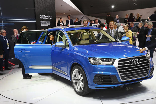 2015 North American International Auto Show