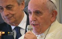 Pope Francis to visit New York, Philadelphia and D.C.
