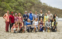 """Survivor: Worlds Apart"""