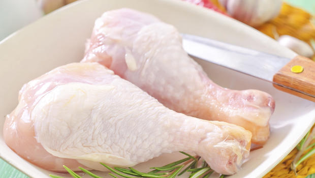 Should you rinse chicken
