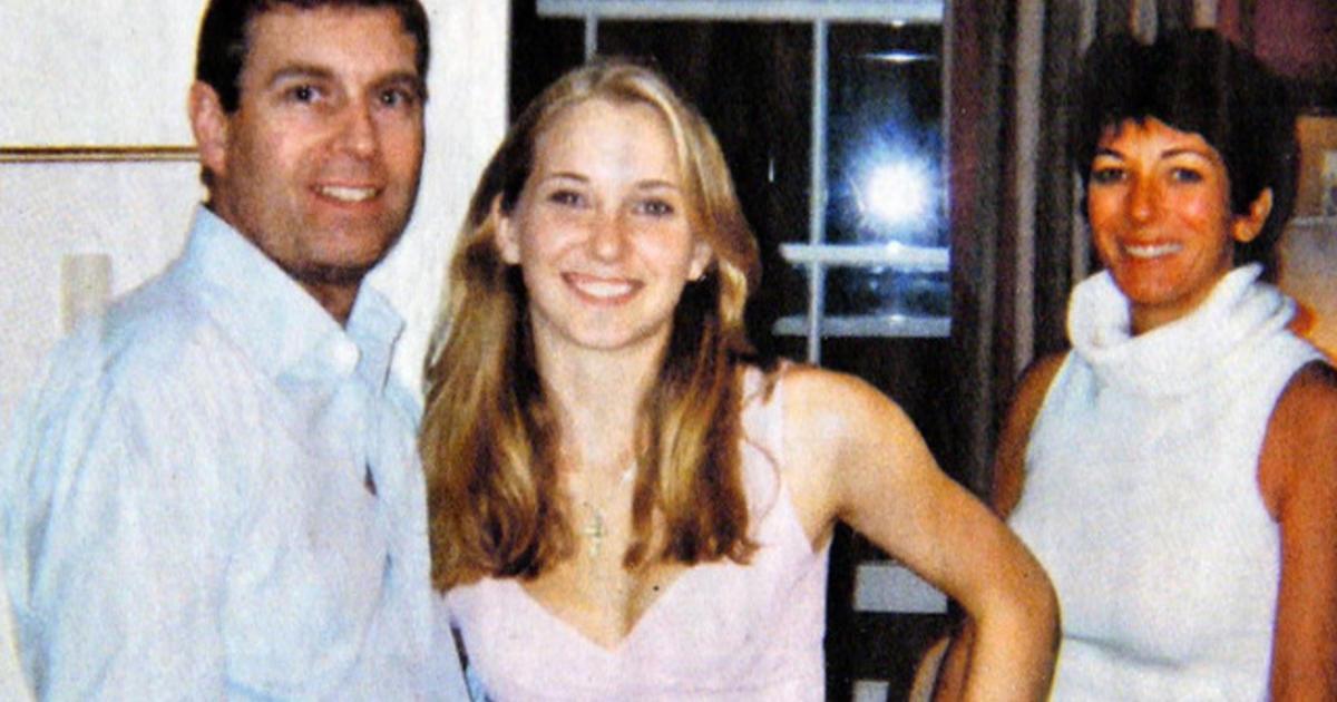 El escándalo sexual real El príncipe Andrew niega la relación con-5401