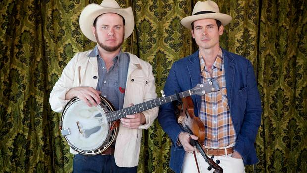 Country Group Old Crow Medicine Show On Songwriting New Album Cbs