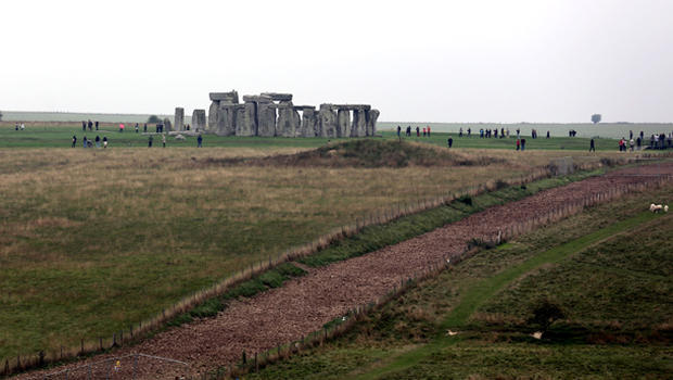 Views of Stonehenge