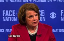 "Dianne Feinstein: U.S. must be ""more pronounced"" in confronting threats"