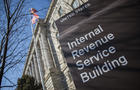 The Internal Revenue Service building is seen in Washington, D.C., Feb. 19, 2014.