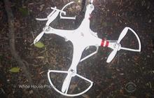 Drone at White House highlights threat