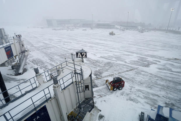 Blizzard 2015 hits Northeast