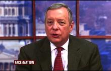 """Dick Durbin: Obama """"on the right track"""" in fight against ISIS"""