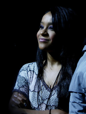 Bobbi Kristina Brown 1993-2015