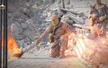 New ISIS video purportedly shows hostage being burned alive