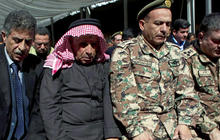 Jordanians react to execution of their pilot