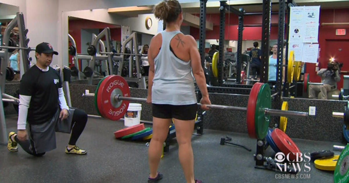 For women, strong is the new skinny