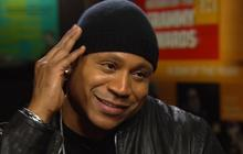 What's underneath LL Cool J's hats?