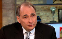 """David Axelrod on Washington, Obama's legacy, new book """"Believer"""" and 2016"""