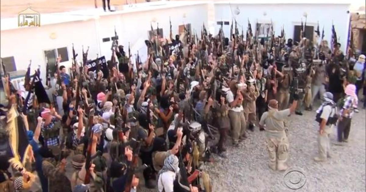 Former ISIS member explains why he left terror group