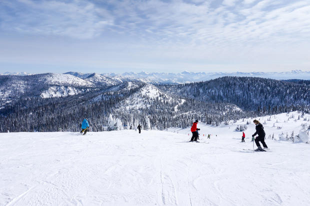 10 bargain ski towns for real estate investors - CBS News