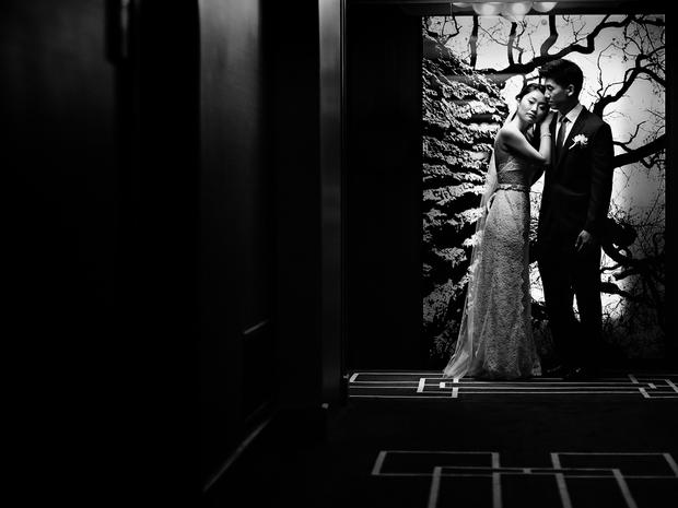 The art of wedding photography