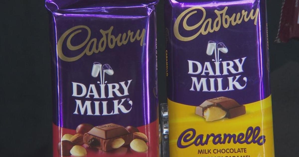 Hershey sues shops importing British Cadbury chocolate ...