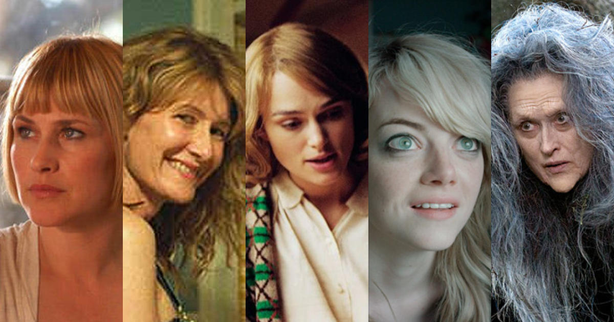 Oscars 2015: Take our Best Supporting Actress poll - CBS News