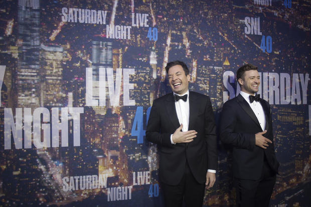 """SNL"" 40th anniversary red carpet"