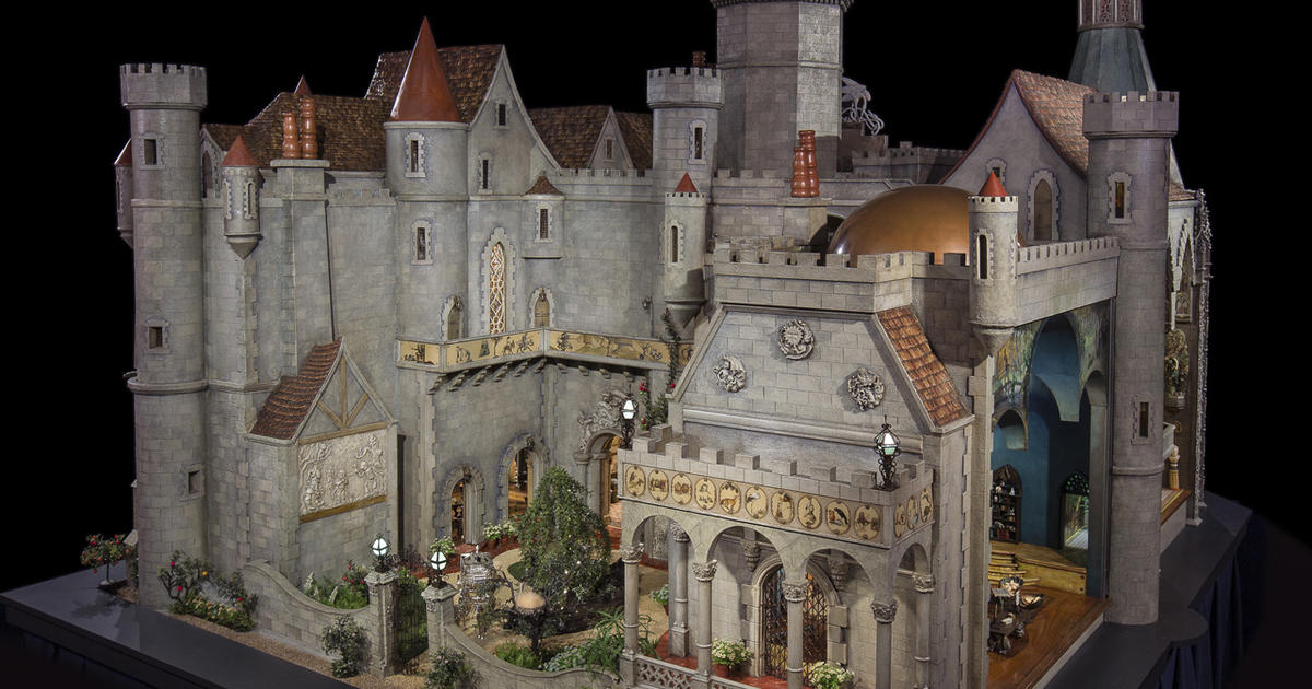 Colleen Moore S Timeless Fairy Castle Cbs News