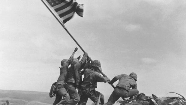 70th anniversary of Iwo Jima landing