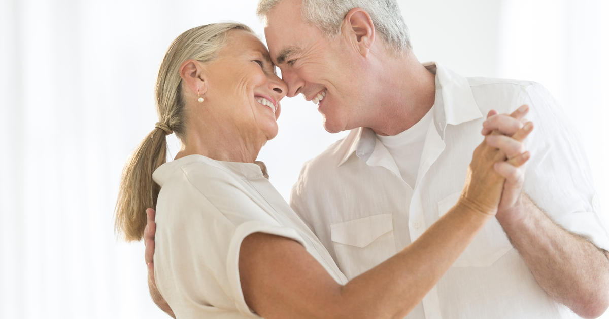 Are Your Grandparents Having More Sex Than You - Cbs News-5210