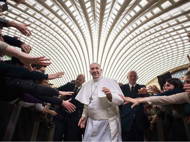Pope Francis Vatican generic