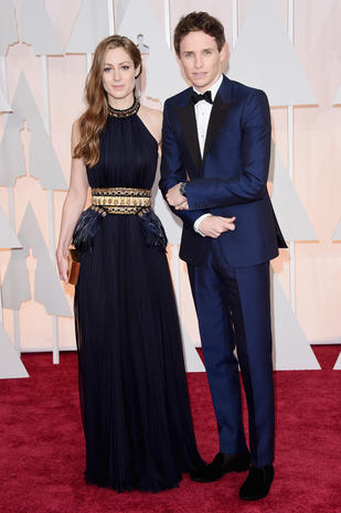 Oscars 2015 red carpet