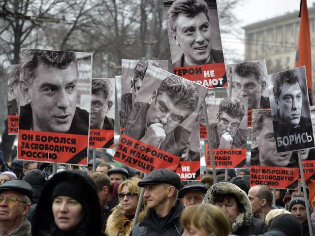 russia Boris Nemtsov
