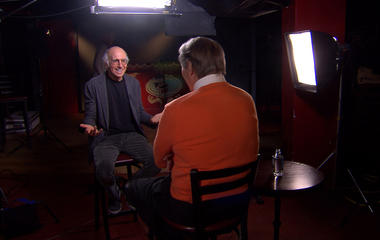 Outtake: Larry David hates therapy
