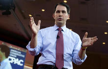 Governor Scott Walker changed his stance on immigration