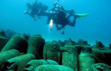 Shipwrecks and lost treasure