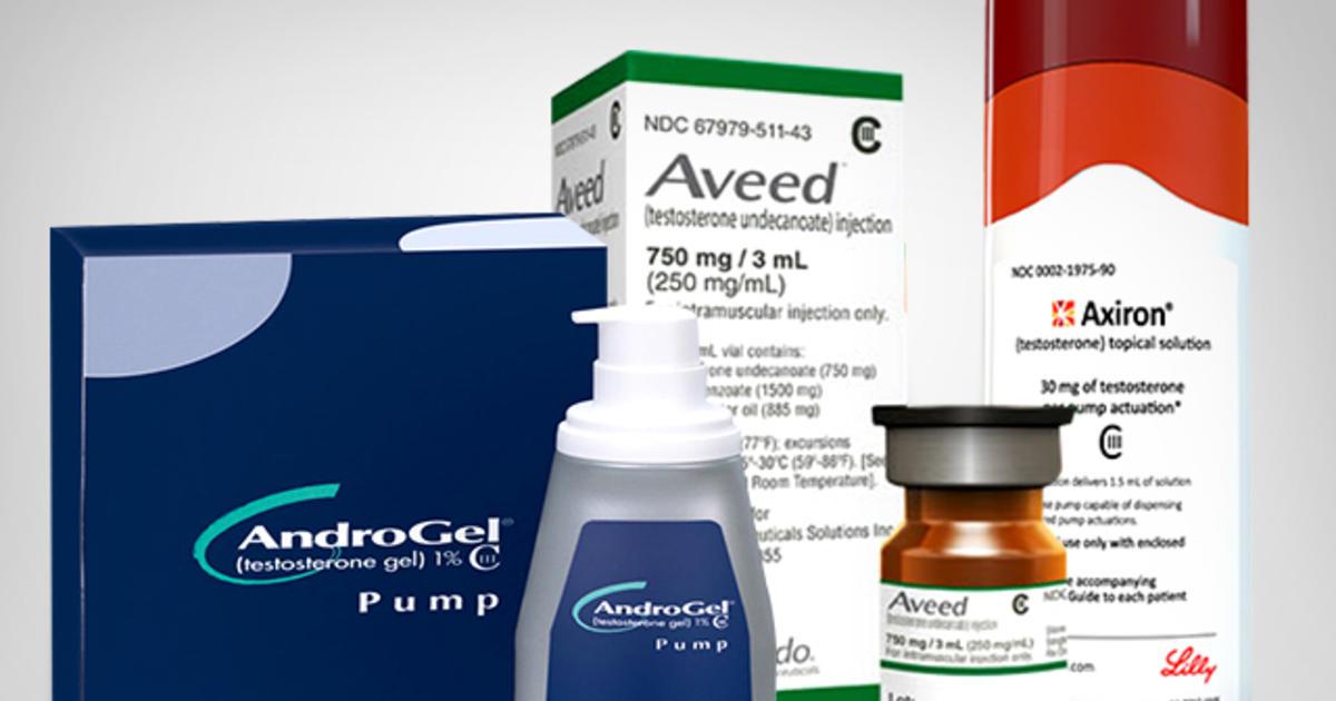 Testosterone-boosting drugs are overprescribed for men