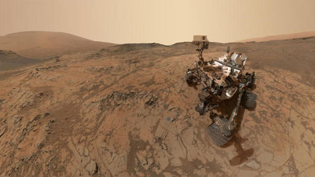 Mars rover Curiosity: Images from the Red Planet