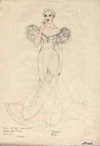 Designer Patricia Norris 1931-2015