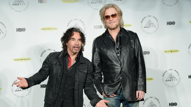 Hall and oates sue over granola makers haulin oats cereal cbs news m4hsunfo