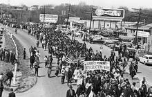 Return to Selma: People and pictures behind a redefining protest